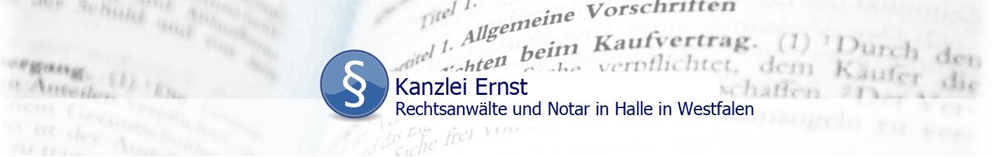 Anwaltskanzlei Ernst